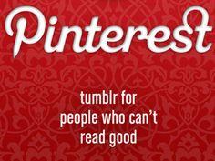 I love Pinterest, but...