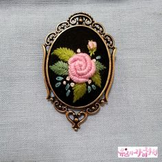 Hand Embroidery and Its Types - Embroidery Patterns Blackwork Embroidery, Hand Embroidery Videos, Hand Embroidery Stitches, Silk Ribbon Embroidery, Embroidery Jewelry, Embroidery Hoop Art, Hand Embroidery Designs, Machine Embroidery, Polymer Clay Embroidery