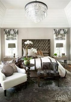 Incredible Sophisticated Feminine Bedroom Designs