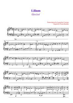 laputa castle in the sky piano sheet music pdf