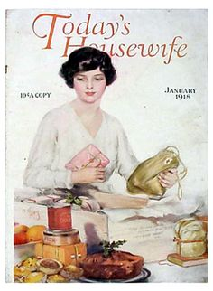 Today's Housewife, Jan. 1918.