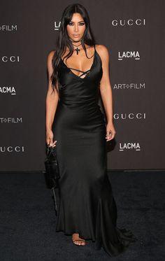 087e7e19554 Kim Kardashian mostra porque é a nova musa da era Tom Ford na Gucci
