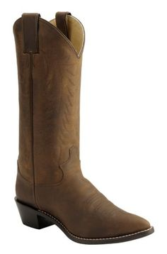Justin Bay Apache Western Cowgirl Boots - Pointed Toe available at #Sheplers