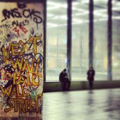 Evening at Berlin