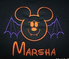 Disney Halloween shirt ideas