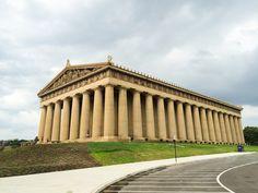 Parthenon; Nashville, Tennessee
