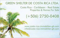 Costa Rica Immobilien - Costa Rica Real Estate
