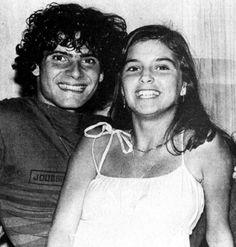 Lauro Corona e Lídia Brondi