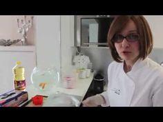 Tutoriels et Astuces pâte à sucre: L'ISOMALT - YouTube Fondant, Isomalt, Chiffon Cake, Cake Decorating, Frozen, 1 An, Waves, Dessert, Models
