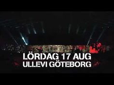 Roger Waters | The Wall Live | 17 augusti | Ullevi, Göteborg |