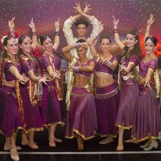 Bollywood Belly Dancers