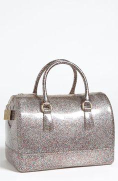 Furla 'Candy - Glitter' Satchel - i'm getting this asap!