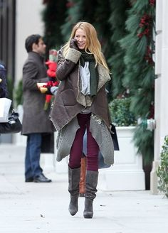 When she wore ALL of the clothes. | 24 Times We Wanted To Raid Serena Van Der Woodsen's Closet