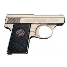 Engraved Walther Model 9 Semi-Automatic Pocket PistolLoading that magazine is a pain! Get your Magazine speedloader today! http://www.amazon.com/shops/raeind