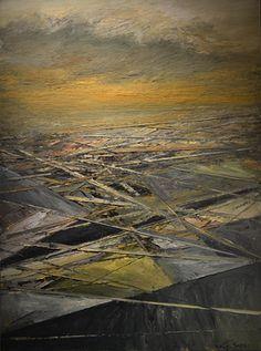 Victor Hugo Zayas, 'Grid Series #28,' 2016, Abmeyer + Wood Fine Art