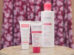 En finir avec les rougeurs gràace à Uriage Cosmetic Bottles, Beauty Make Up, Bath And Body, Creme, Shampoo, Skin Care, Personal Care, Cosmetics, Beauty Products