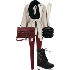 """Untitled #25"" by maddy-chad on Polyvore"