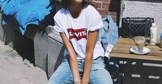 Pin by miranda☾ on | ignsp | Pinterest | Jeans, Hats and Boyfriend Jeans