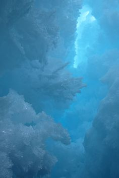 Ice caves, Antartica
