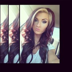 How the hell do girls do their hair like this? So perfect! Volume, shine, no frizz, etc. someone help me lol