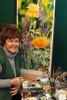 Artist Elizabeth Tyler