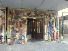 Twee deuromlijstingen, Hugo Brouwer - Vestdijk Eindhoven
