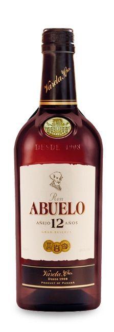 Ron Abuelo Añejo 12 Years