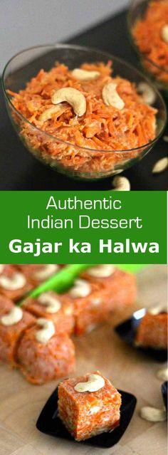 Gajar ka halwa or gajrela is a famous traditional Indian dessert made of…