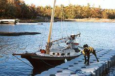 Small Sailboats, Sail Boats, Boat Building, Weekender, Sailing Ships, Projects, Sailing Boat, Candles, Boats