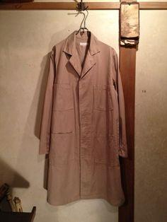 HBT shop coat