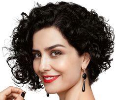 corte para cabelos cacheados primavera verão 2015 - Pesquisa Google
