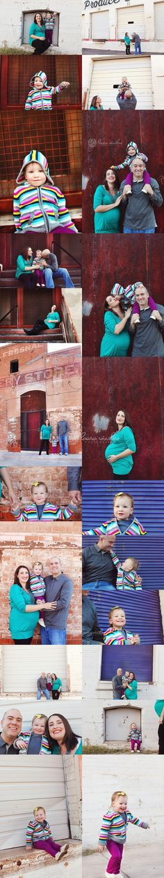 Urban Maternity Session