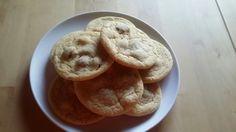 White and milk🍫 Chocolate Chunk Cookies, Baked Goods, Oatmeal, Milk, Baking, Heart, Breakfast, Desserts, Food