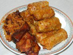 Retete culinare : Sarmale fierte in vin, Reteta postata de MotanLaOale in categoria Porc