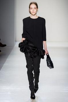 Victoria Beckham Autumn Winter 2014/15 ready to wear. New York Fashion Week