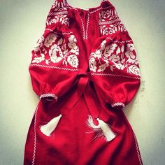 Vyshyvanka by Vita Kin #ethnic #ukrainian #fashion