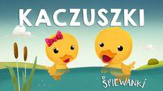 Kaczuszki – piosenka z teledyskiem dla dzieci. Śpiewanki.tv