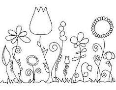 Resultado de imagen de flor desenho simples