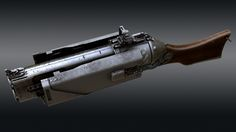 ArtStation - Gnomon weapon tutorial, Tor Frick