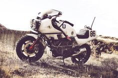 """Meet the """"Magnificent Bastard""""—the post-apocalyptic cruiser from Icon Motosports."""