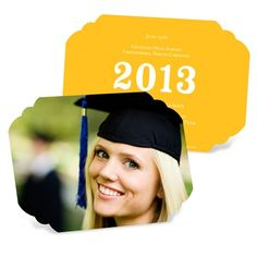 College Graduation Announcements -- Perfect Presentation Photo   Pear Tree Greetings