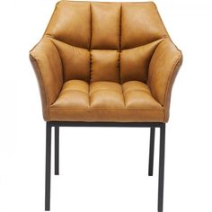 10a23c182cf Chair with Armrest Thinktank Brown - KARE Design