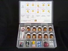 """Created by a mom with an autistic child. """"My Scent Box."""" """"RELAX AND CALM CHILDREN IN A FUN, INTERACTIVE WAY!"""""""
