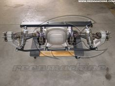 1969 Jaguar independant rear suspension engineering - Google Search