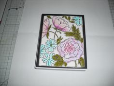 Hobby Art stamp.  Made at HA workshop with Anna