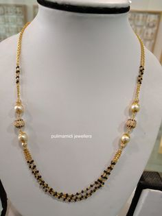 Fashion Jewelry Necklaces, Pearl Jewelry, Pendant Jewelry, Bridal Jewelry, Gold Jewelry, Jewelery, Jewelry Accessories, Gold Chain Design, Gold Jewellery Design
