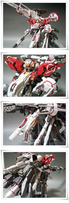 Paper Craft - MSA-0011 Deep Striker