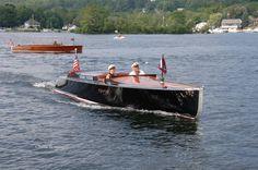 2005 replica of the 1928 Chris-Craft Sport Hydro Speed Boats, Power Boats, Chris Craft Boats, Wood Boats, Vintage Wood, Sport, Crafts, Fast Boats, Wooden Boats