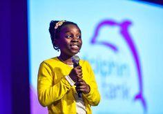 Mikaila Ulmer, 11 ans, fondatrice des  limonades « Me and the Bees », créées en 2009