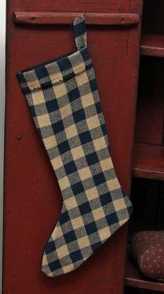 Wool blanket stocking